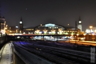 Hauptbahnhof unscharf
